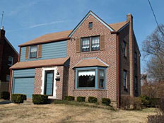 Woodmere Park Brick Colonial